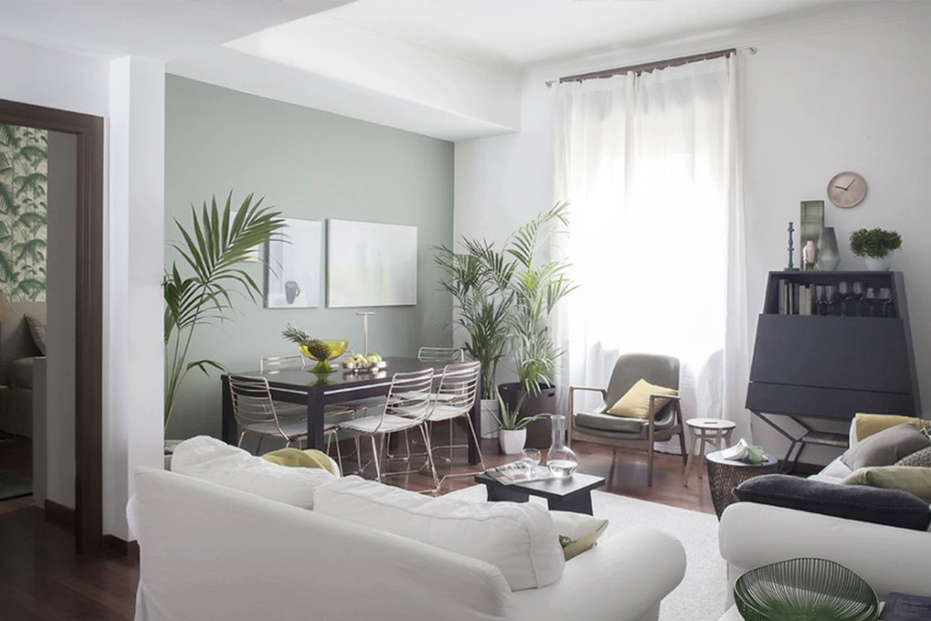 Appartamento moderno e ordinato