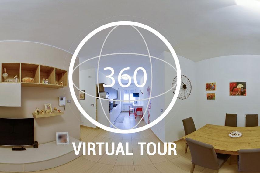 Virtual tour appartamento