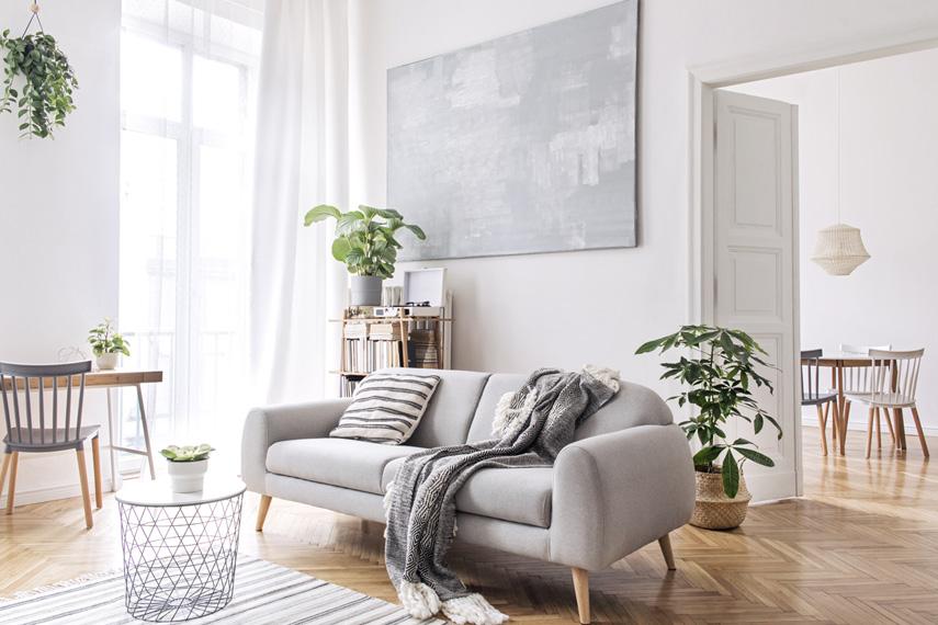 Appartamento luminoso moderno