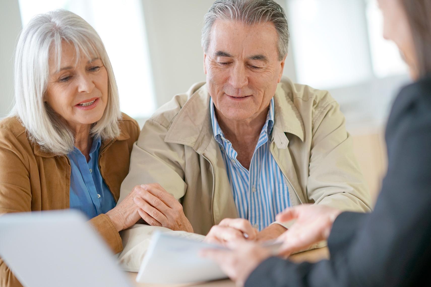Preliminare di compravendita firmato da una coppia
