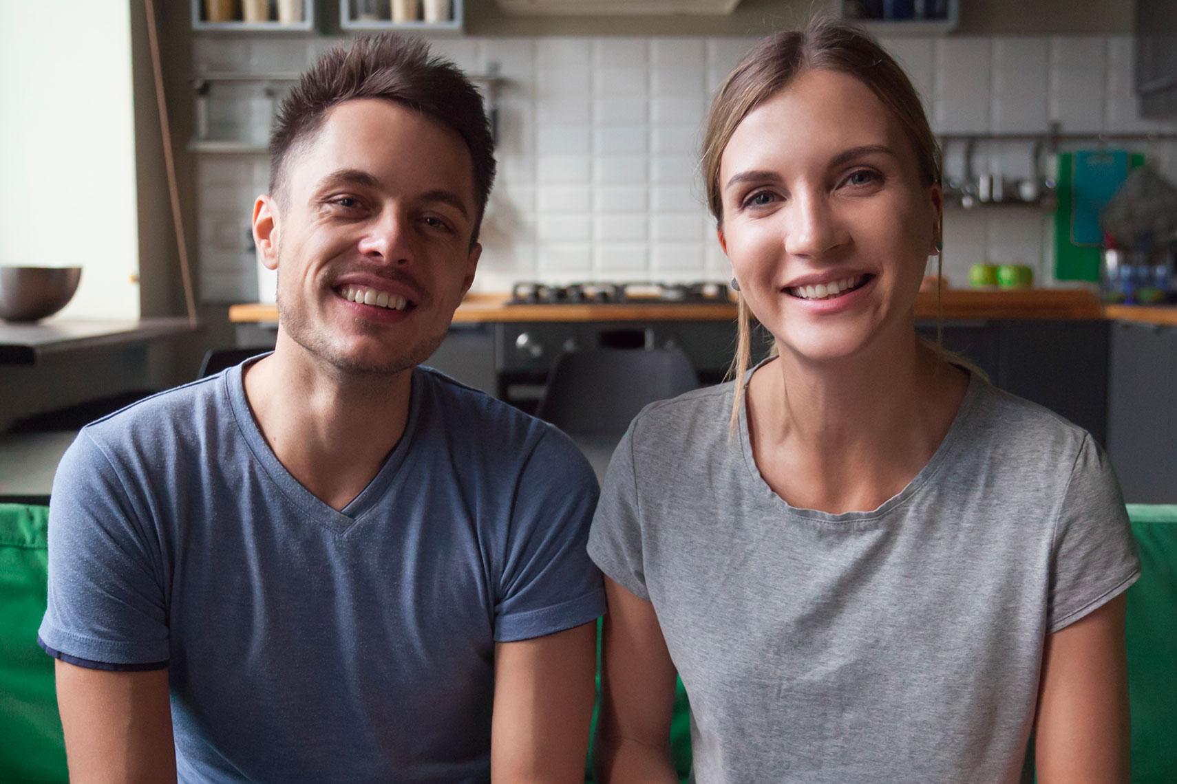 Davide a Annalisa hanno venduto casa con RockAgent