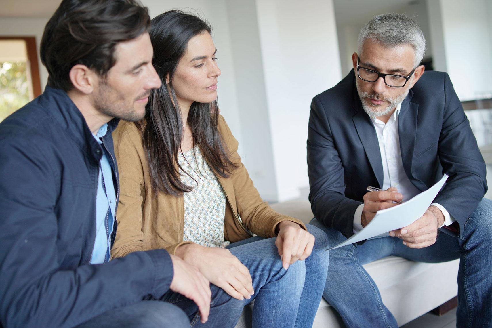 Valutazione immobiliare gratuita con RockAgent