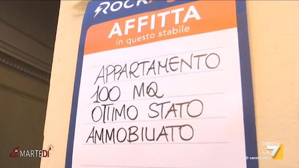 Rockagent su La7, 18 febbraio 2020